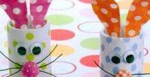 Påske Aktiviteter / Vi kommer med gode ideer til, hvad du kan lave af kreative ting med dine børn i påsken. God ferie!