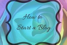 How to Start a Blog / Everything you need to start your blog, including tools & resources, free stock photos, and free graphic design options. You can also learn WordPress basics, and research themes & plugins.