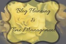 Blog Planning & Time Management / Get the most out of your time with blog planners and proven time management techniques. You could work 12 hours a day on your blog, but why would you want to?