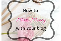 Affiliate Marketing & Money Making Basics / Everything you need to know about affiliate marketing and other ways to make money from your blog. Also included in this Board is how to get sponsored posts and side hustles.  Product creation is located in another board. :)