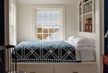 bunks, built-in beds & daybeds / by erika m. powell