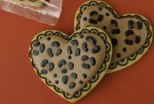 Fancy Cakes/Cupcakes/Cookies / by Tammy Ellis