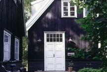 dark houses / by erika m. powell