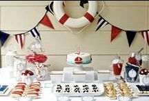 Nautical Party Inspiration