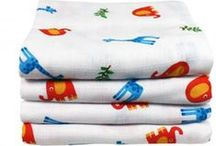 Muslin Swaddles / Beautiful organic muslin cloths with a multitude of uses #Organic Cotton #Piccalilly #Frugi