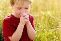 Faith and Prayer / Faith is being sure of what you hope for and certain of what you do not see.  Hebrew 11:1 / by Tammy Ellis