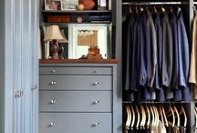 closets / by erika m. powell