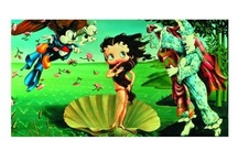 { I collect Betty Boop.. Love her <3 } / All thing Boopy.... / by Gina Cangin