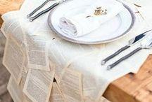 Table Centerpiece Inspiration
