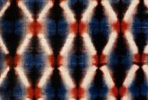 Prints and Patterns Ikat / by Jesu Reitze