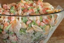 Soup, Salad & Sandwiches / by Teresa Nix