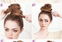 Hair Tutorials / Learn how to style your hair!