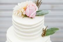 Wedding Cake | Classics / Wedding cakes galore~from simple to elegant, rustic to modern, you are sure to find the perfect inspiration for your wedding cake!
