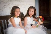 Flower Girls, Ringbearers & Other Cuties | Classics / Adorable flower girls, ringbearers and other cutie patooties! Great ideas for flower girl dresses, ringbearer looks, from traditional, creative, whimsical and more!