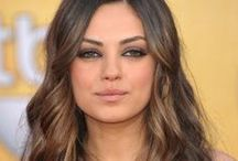 Ombre Hair / Ombre Hair ideas for brunettes looking for caramel highlights/ombre