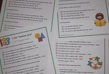 preschool common core and assessments / by Erin Keiran