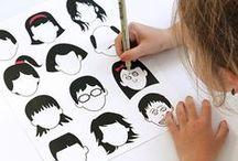 girls: crafts
