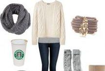 Autumn Style / A little wardrobe inspiration for Autumn
