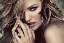 Candice Swanepoel / South African model born October 20, 1988 / by SJW
