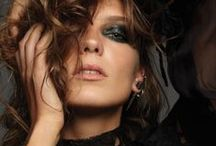 Daria Werbowy / Although born in Krakow Poland (November 19, 1983), she holds Ukrainian and Canadian citizenships. Werbowy is pronounced Verbova. / by SJW