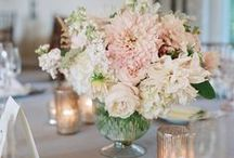 """WEDDINGS: Pretty in Pink / A compliation of """"Pretty in Pink"""" weddings featuring photos from weddings by The Perfect Details Custom Design - Events & Invites."""