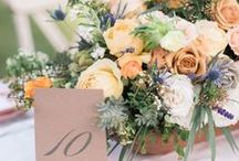 Table Number l Classics / Here are some fantastic table number ideas that are sure to enhance your centerpiece & table design and of course help your guests find their seats!