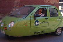 Unconventional Boulder Transportation / by BEST WESTERN PLUS Boulder Inn