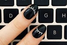 Nails / For when you have too much time on your hands...