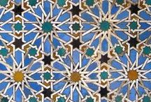 Spanish Tiles / I'm obsessed with Spain's gorgeous tiles-- every region has their specialty. What's your favorite?