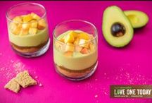 Love One Today Official Fresh Avocado Recipes / by Hass Avocados