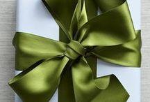 Creative Giving / Creative Gifts