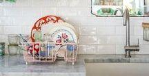 Pretty Kitchens / Kitchen Decor