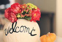 Autumn / Homeschooling, Crafts, Decor