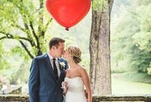 Whimsical Wedding / Inspiration for whimsical weddings in Cleveland.