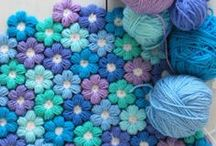 crafts / crochet              knitting       idears   patterns         things to make        / by Janet Burr