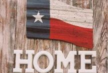 Texas / where i'm from...where i'll stay. / by Aimee Bird