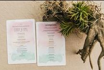 Invitations + Paper Goods