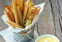 Food / #eggs #pasta #potatoes #pork #chicken