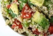 Healthy Eats / by Stephanie Bartilson