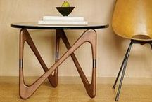 chairs and tables / by Andressa Rodrigues