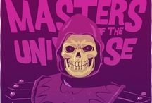 Masters of the Universe / He-Man / by ABH-1979
