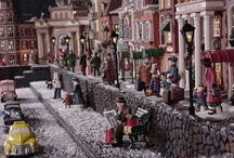 Christmas village / by April Baird