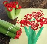 Mother's Day / Crafts and recipes to help your family prepare for Mother's Day