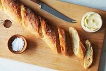 Breads Yum / Breads of all kinds. The quick and easy, including muffins and doughnuts. To the yeast breads and the old-fashion wild-yeast recipes. Includes pastries and coffee cakes. / by Sher Eide