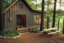 """Our Next Cottage / A compilation of """"needs"""" and """"loves"""" for the house my sweetie & I plan to build. / by Junky Mama"""