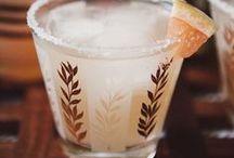Drinks / #cocktail #margarita #mojito #sangria #lemonade #tea