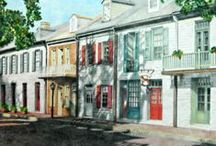Colored Pencil / Colored pencil drawings Missouri Artists On Main Gallery