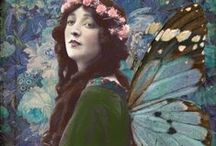 Fairies and Fairy Houses / Fairies and Fairy Houses