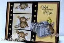 Cards- House Mouse / by April Baird