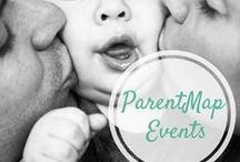 ParentMap Events / We're proud to host a series of annual events for Puget Sound families. Find more information at: parentmap.com/parentmap-events